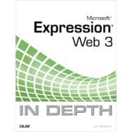 Microsoft Expression Web 3 In Depth