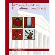 Law and Ethics in Educational Leadership