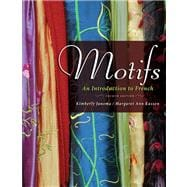 Motifs An Introduction to French (with Audio CD)