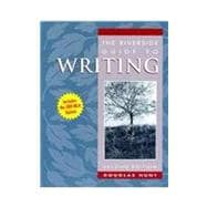 The Riverside Guide to Writing (with 2009 MLA Updated Card)