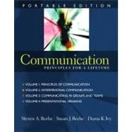 Communication Portable Edition, Four-Volume Set