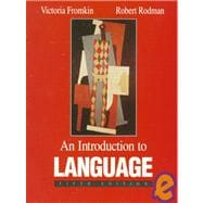 An Introduction to Language