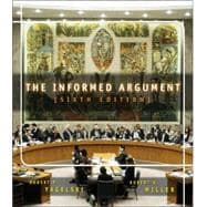 The Informed Argument Text With Infotrac