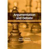 Argumentation and Debate, 12th Edition