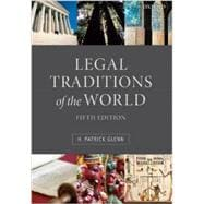 Legal Traditions of the World Sustainable diversity in law