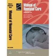 Manual of Neonatal Care