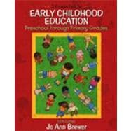 Introduction to Early Childhood Education : Preschool Through Primary Grades, MyLabSchool Edition