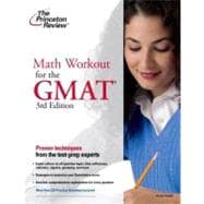 Math Workout for the GMAT, 3rd Edition