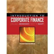Introduction to Corporate Finance (with Thomson ONE and Access Card)