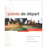 Points de d�part Plus MyFrenchLab with Pearson eText multi semester -- Access Card Package
