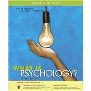 What Is Psychology?: Psyktrek 3.0