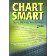 Chart Smart The A-to-Z Guide to Better Nursing Documentation