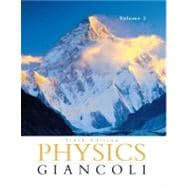 Physics Principles with Applications Volume 2 (Chapters 16-33) with MasteringPhysics