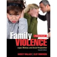 Family Violence Plus MySearchLab with eText -- Access Card Package