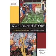 Worlds of History, Volume I: To 1550 A Comparative Reader
