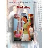 Annual Editions : Marketing 07/08