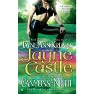Canyons of Night Book Three of the Looking Glass Trilogy