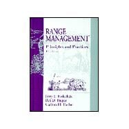 Range Management : Principles and Practices