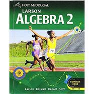 Holt McDougal Larson Algebra 2 Online Edition, 2012 (1 Year Subscription)