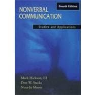 Nonverbal Communication : Studies and Applications