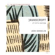 JavaScript: The Web Technologies Series, 5th Edition