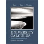 University Calculus Early Transcendentals Plus NEW MyMathLab with Pearson eText -- Access Card Package