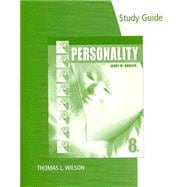 Study Guide for Burger�s Personality