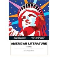 American Literature, Volume II with NEW MyLiteratureLab -- Access Card Package