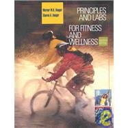 Principles and Labs for Fitness and Wellness with Profile Plus 2004 for Hoeger's Principles and Labs Series, Personal Daily Log, and Health, Fitness and Wellness Internet Explorer