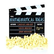 Mathematical Ideas plus MyMathLab with Pearson eText -- Access Card Package