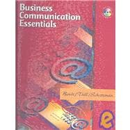 Business Communication Essentials and Grammar CD 2 Package