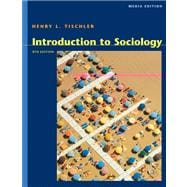 Cengage Advantage Books: Introduction to Sociology, Media Edition (with InfoTrac)