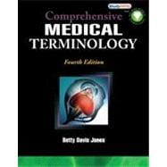 Audio CD�s for Jones� Comprehensive Medical Terminology