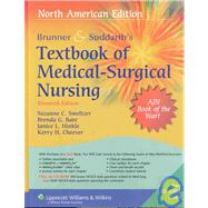 Brunner & Suddarth's Textbook of Medical-Surgical Nursing: North American Edition-1 Volume Set