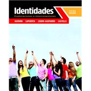 Identidades Exploraciones e interconexiones Plus MySpanishLab with eText multi semester -- Access Card Package