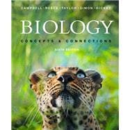 Biology : Concepts and Connections Value Package (includes Blackboard Student Access )