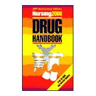 Nursing 2000 Drug Handbook