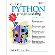 Core Python Programming