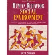 Human Behavior & Social Environment (Package)
