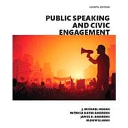 Public Speaking and Civic Engagement Plus NEW MyCommunicationLab for Public Speaking--Access Card Package