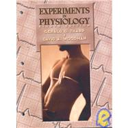 Experiments in Physiology