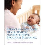 Infant and Toddler Development and Responsive Program Planning A Relationship-Based Approach