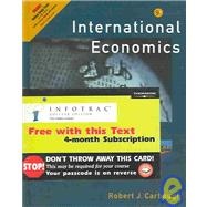 International Economics With Infotrac College Edition