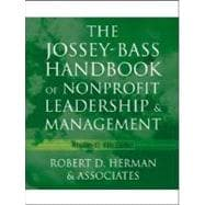 The Jossey-Bass Handbook of Nonprofit Leadership and Management, 2nd Edition