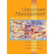 Classroom Management for Secondary Teachers