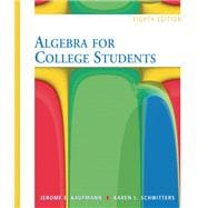 Algebra for College Students: Basic Select