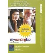 MyNursingLab with Pearson eText -- Access Card -- for Kozier & Erb's Fundamentals of Nursing