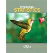 Introductory Statistics plus MyMathLab/MyStatLab Student Access Code Card