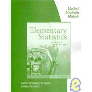 Student Solutions Manual for Pfenning's Elementary Statistics: Looking at the Big Picture