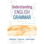 Understanding English Grammar Plus MyWritingLab with Pearson eText -- Access Card Package